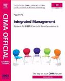 CIMA Official Learning System Integrated Management 9780750687690