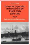 Economic Expansion and Social Change - England 1500-1700 9780521277693