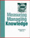 Measuring and Managing Knowledge 9780072297713