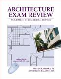 Architecture Exam Review 9781888577723