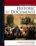 Dictionary of Historic Documents 9780816047727