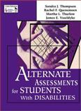 Alternate Assessments for Students with Disabilities 9780761977742