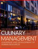 World of Culinary Management 5th Edition
