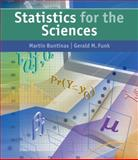 Statistics for the Sciences 9780534387747