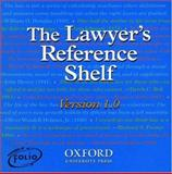 The Lawyer's Reference Shelf 9780195107760