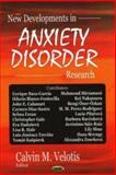 New Developments in Anxiety Disorder Research 9781594547782