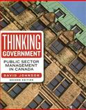 Thinking Government 2/E 9781551117799