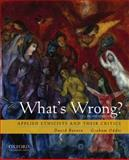 What's Wrong? 2nd Edition