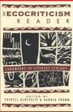 The Ecocriticism Reader 0th Edition