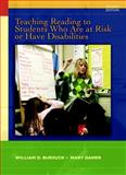 Teaching Reading to Students Who Are at Risk or Have Disabilities 9780137057818