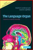 The Language Organ 9780521007832