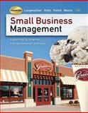 Small Business Management 15th Edition