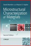 Microstructural Characterization of Materials 2nd Edition