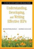 Understanding, Developing, and Writing Effective IEPs 1st Edition