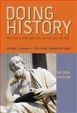 Doing History 2nd Edition