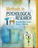 Methods in Psychological Research 9781412977883