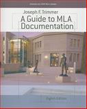 A Guide to MLA Documentation 9780618967896