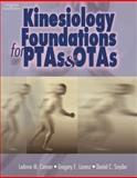 Kinesiology Foundations for PTAs and OTAs 9781401817916