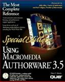 Using Macromedia Authorware 9780789707918