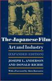 The Japanese Film 9780691007922
