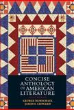 Concise Anthology of American Literature 6th Edition