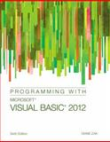 Programming with Microsoft® Visual Basic® 2012 6th Edition