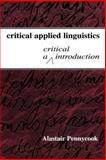 Critical Applied Linguistics 9780805837926