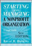 Starting and Managing a Nonprofit Organization 5th Edition
