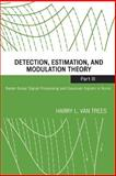 Detection, Estimation, and Modulation Theory 9780471107934
