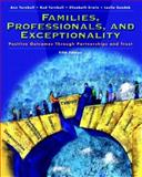 Families, Professionals and Exceptionality 9780131197954