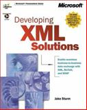 Developing XML Solutions 9780735607965