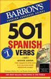 501 Spanish Verbs with CD-ROM and Audio CD 7th Edition