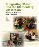 Integrating Music into the Elementary Classroom 9th Edition