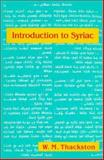 Introduction to Syriac 9780936347981