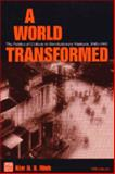 A World Transformed 9780472067992