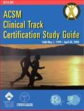 ACSM Clinical Track Certification 1999 9780683307993