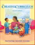 The Creative Curriculum for Infants, Toddlers and Twos 2nd Edition