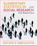 Elementary Statistics in Social Research 9780205638000
