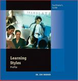 Learning Styles Profile 9780874258004