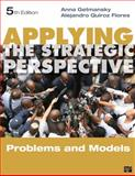 Applying the Strategic Perspective 5th Edition