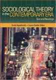 Sociological Theory in the Contemporary Era 9780761928010