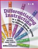 Differentiating Instruction 9781935258025