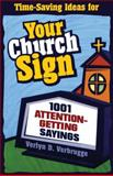 Your Church Sign 9780310228028
