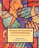 Theories of Counseling and Psychotherapy 9780131138032