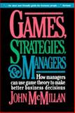Games, Strategies, and Managers 1st Edition