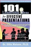 100 Leadership Action Series Effective Presentations 9780874258035