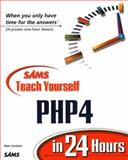Teach Yourself PHP4 in 24 Hours 9780672318047