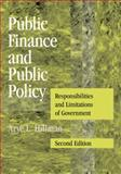 Public Finance and Public Policy 2nd Edition