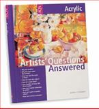 Artists' Questions Answered - Acrylic 9781560108061