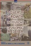 Poverty, Growth, and Institutions in Developing Asia 9781403918062